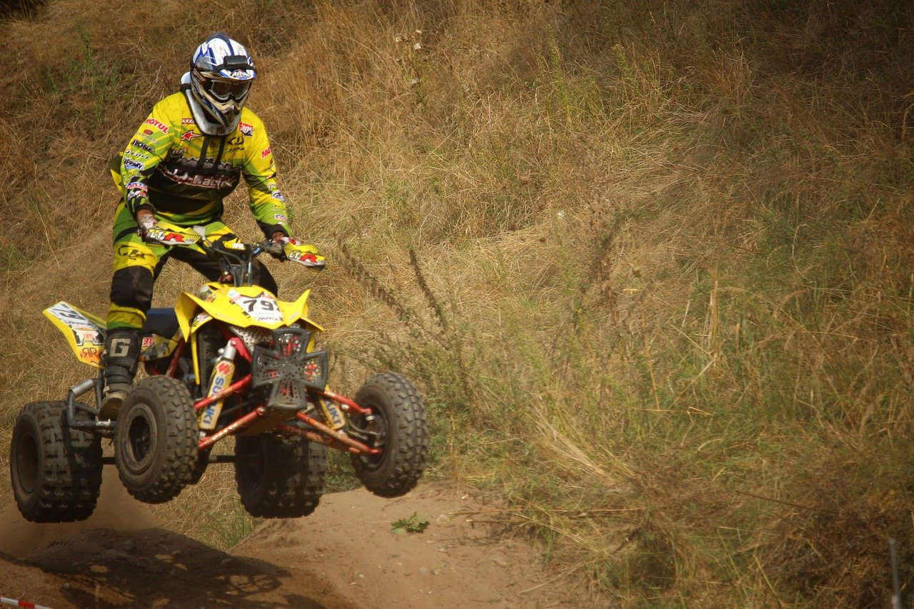 motocross, enduro, quad