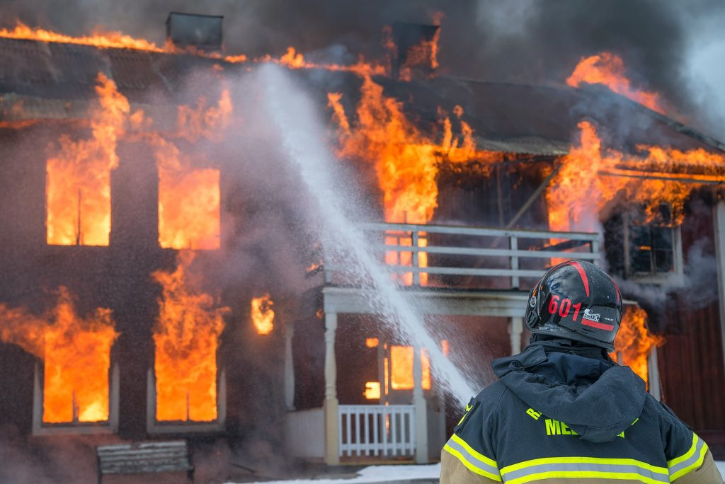 Insurance by Castle - How Dwelling Fire Insurance Safeguards California Landlords From Bankruptcy